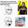 Rushed Games Suck Because They Are Unstable and Will Ruin Your Life