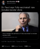 Jack Posobiec - Dr. Fauxi Says Full Vax Means Boosters Too!